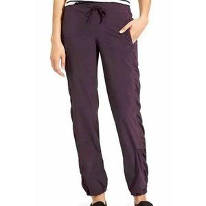 Athleta Purple La Viva Jogger/Track Pants. Size 8